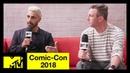 'Venom' Star Riz Ahmed Ruben Fleischer on Tom Hardy Anti-Heroes | Comic-Con 2018 | MTV