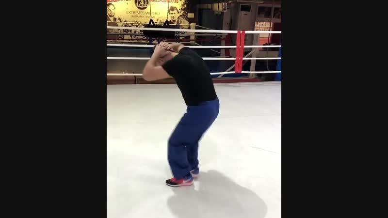 Боксерский клуб Ударник Зал на Кожуховской