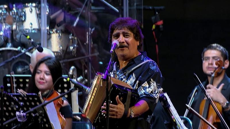 Celso Piña - Oye (en vivo) ft. la Orquesta de Baja California