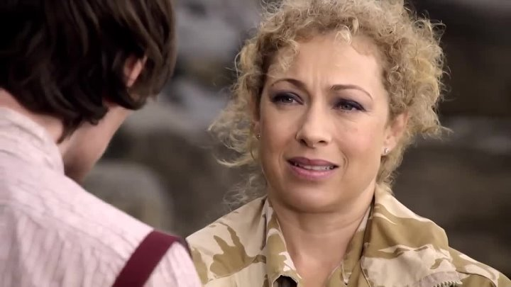 Доктор Кто 5 сезон 5 серия Плоть и камень смотреть онлайн без регистрации