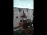 Трансформатор (катушка) Теслы в действии