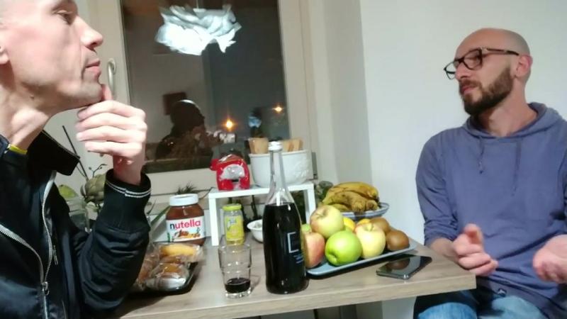 Parliamo alla sera dei vini con Marco a Taranto, Puglia