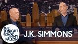 J.K. Simmons Interviews J.K. Simmons
