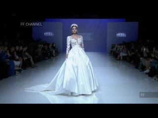 Alejandro Resta | Barcelona Bridal Fashion Week 2018 | Exclusive