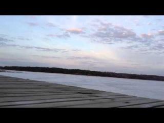 Звуки гонга над Ладогой