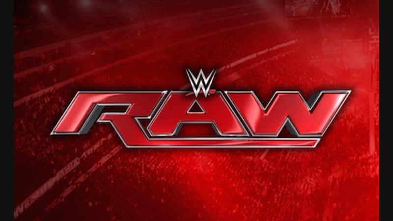 WWE RAW с русскими комментариями Вечер олдскула