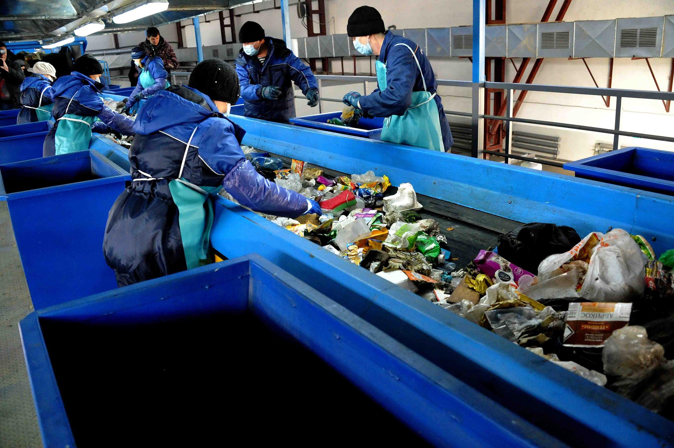 Власти обсудят строительство мусоросортировочного комплекса в Зеленчукской