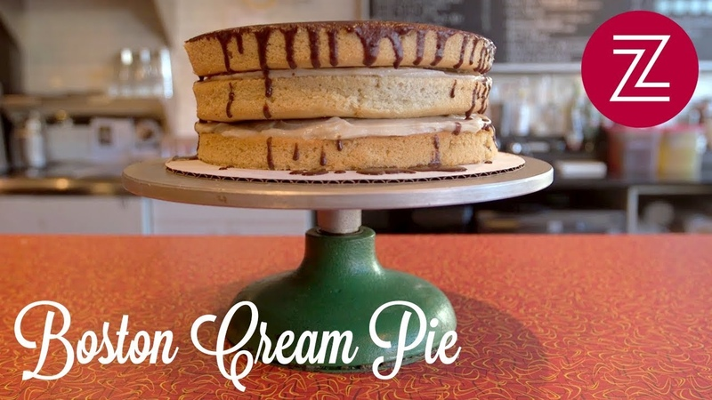 Learn the History of Boston Cream Pie, Beantown's Favorite Dessert - Sweet Tooth, Ep. 1