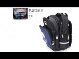 Disney Schoolbag Schoolbag Класс 1-3-4 Мальчики и девочки 6-12 лет Рюкзак