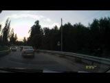 Сбитый скутерист в Белогорке
