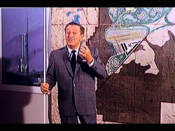 Walt Disney 1966 EPCOT Film - The Florida Project - Restored