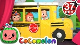 Wheels on the Bus 2 +More Nursery Rhymes &amp Kids Songs - CoCoMelon