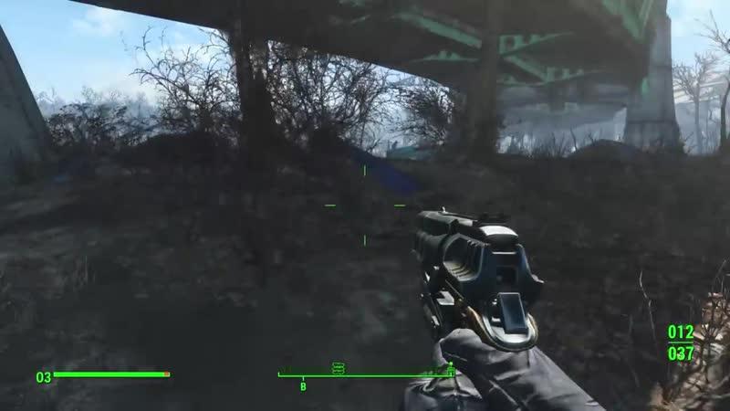 [Джек Шепард] Fallout 4 - Прохождение 4