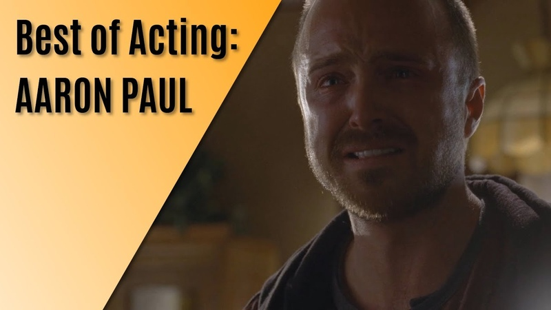 Best of Acting Aaron Paul Breaking Bad as Jesse Pinkman HD Quality
