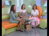 Утро в столице.Кира Еремеева и Алена Юртова - основательницы магазина натуральной косметики