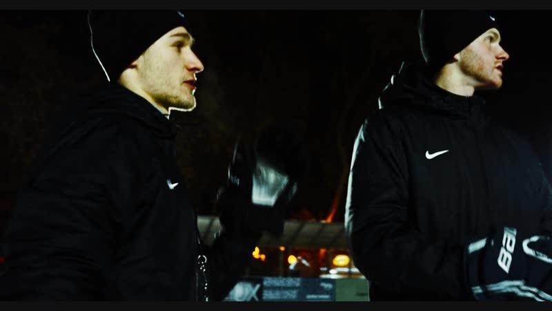 Ледовые тренировки для хоккеистов в Nike Box MSK тренеры LarionovHockeyGym