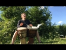 Two djembe