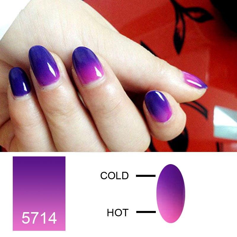 Термо-лак для ногтей