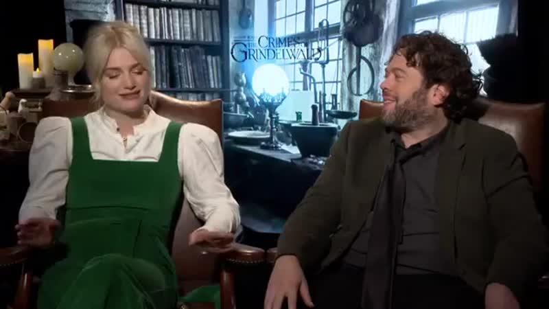 Эли и Дэн на интервью. Часть 6.