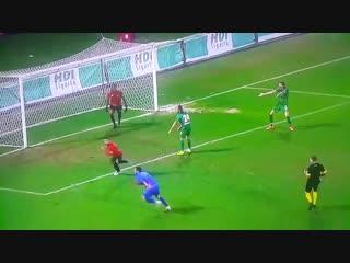 Невероятный промах (спасение?) из чемпионата Турции