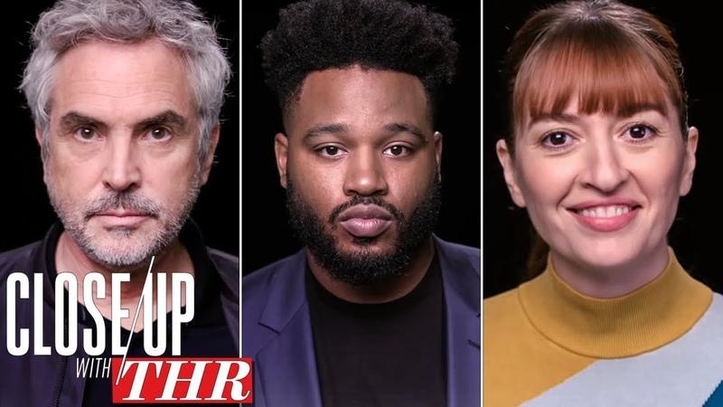 Directors Roundtable Ryan Coogler, Alfonso Cuarón, Marielle Heller, Yorgos Lanthimos   Close Up