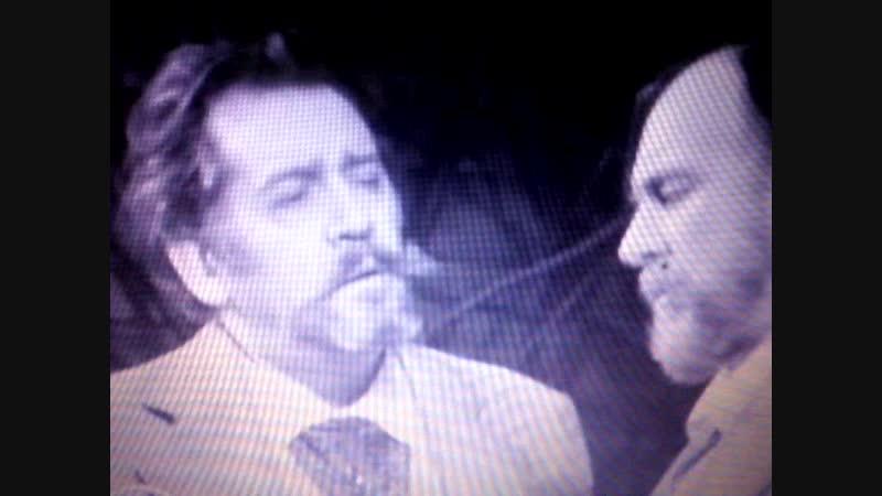 фрагмент спектакля Иванов 1978 . Иннокентий Смоктуновский и Андрей Попов