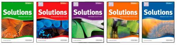 Solutions Upper Intermediate Test Book