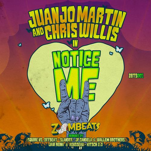 Chris Willis, Juanjo Martin – Notice Me (KitSch 2.0 Remix)