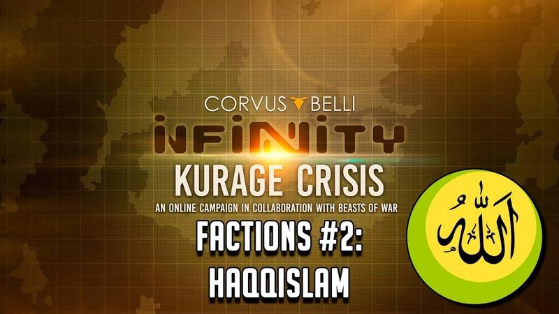 Kurage Crisis Factions 2: Haqqislam
