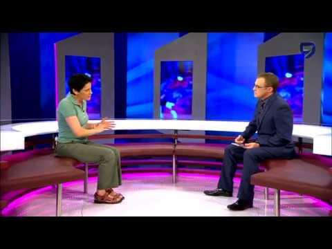 Власти везет, что народ никогда не думает. Елена Погребижская на 9 канале, Израиль.