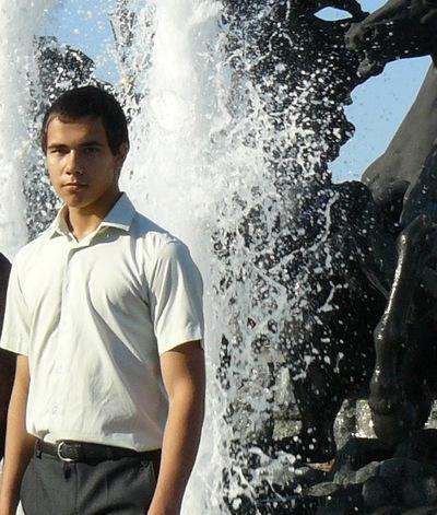 Алексей Верещагин, 24 апреля 1995, Самара, id149598081
