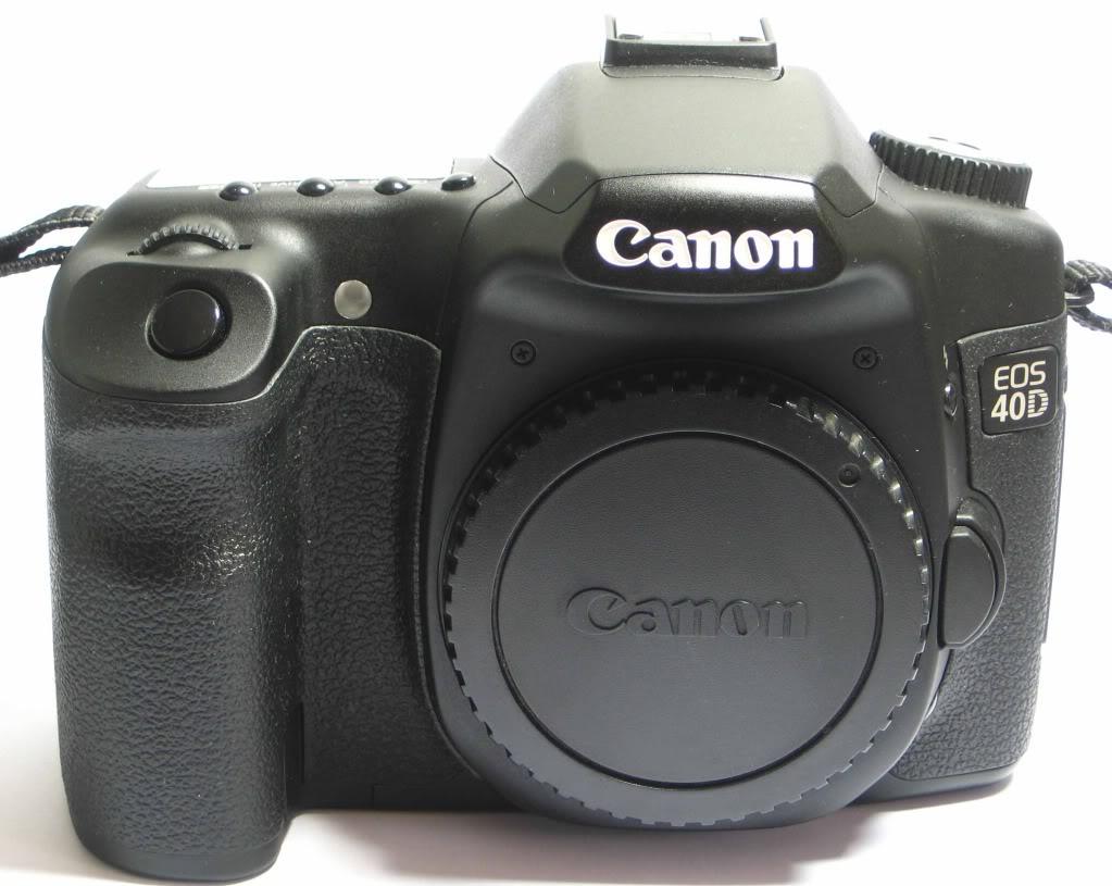 Camera reflex canon 12mp