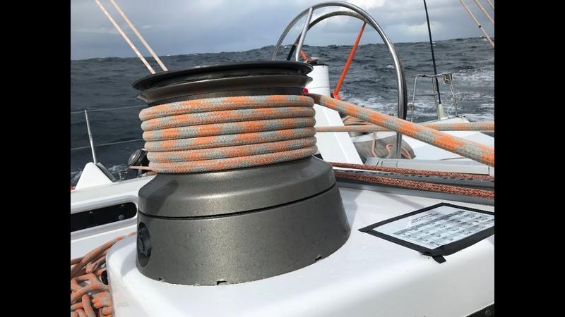 Переход океана на яхте через мыс Горн