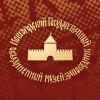 Логотип Новгородский музей-заповедник