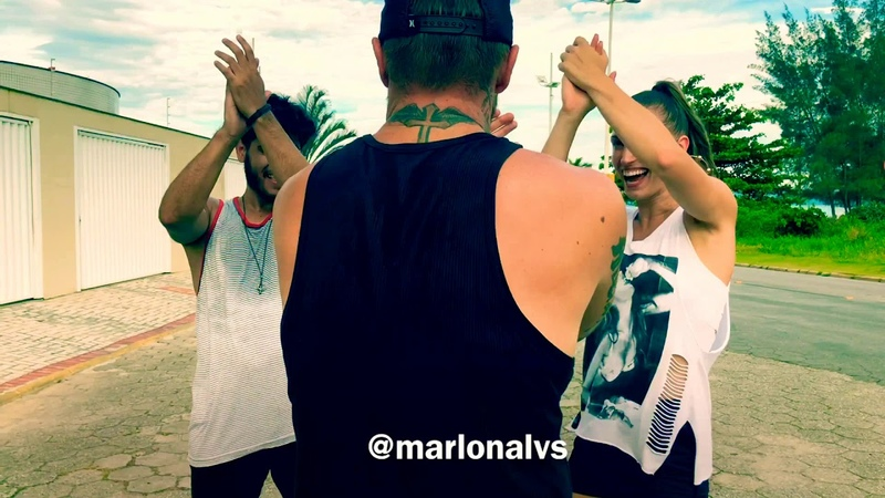 Leña para el Carbón - DJ Alex - Marlon Alves Dance MAs