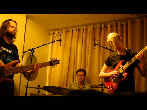 Susanna Risberg Trio Dysmorfi live at Club Mise en Place