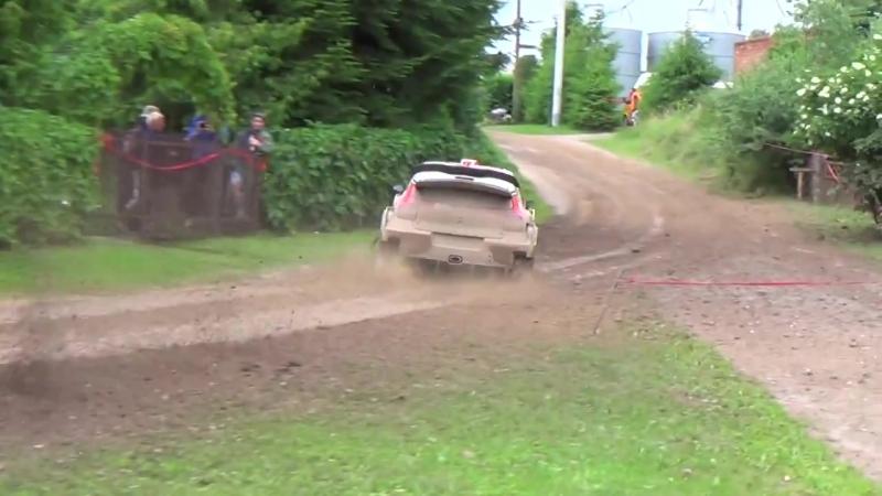 Rally Poland Orlen 2017 - RZ 4 a 8 Swietajno не смотрел еще