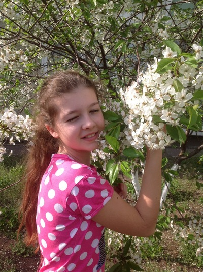 Анастасія Шершень, 26 апреля , Киев, id214235755