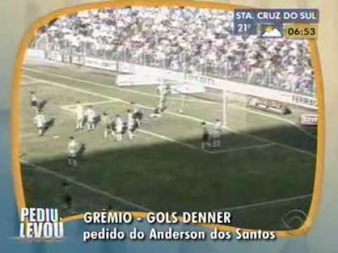 Pediu, Levou Denner e o Grêmio - Vídeos - RBS TV RS.flv