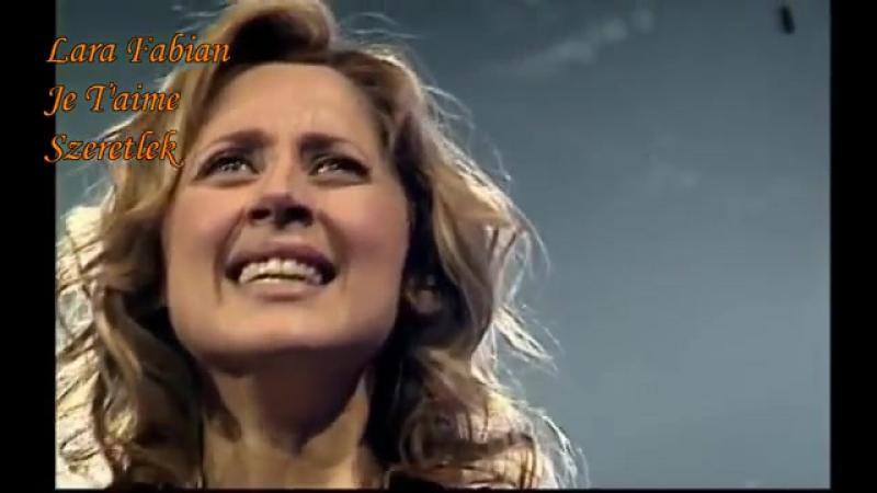 Je Taime - Лара Фабиан - концерт 2014