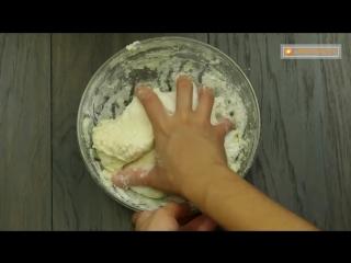 Очень просто и быстро Самый удачный рецепт теста для пельменей вареников