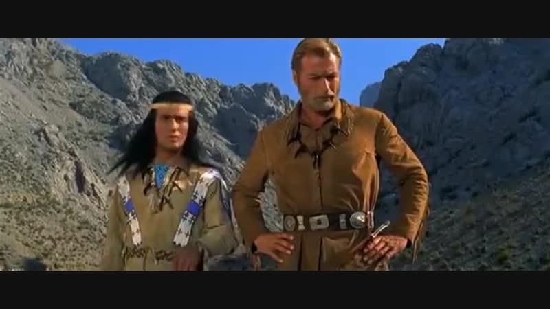 История Ленфильма 1962 год Сокровище Серебряного Озера (дубляж)