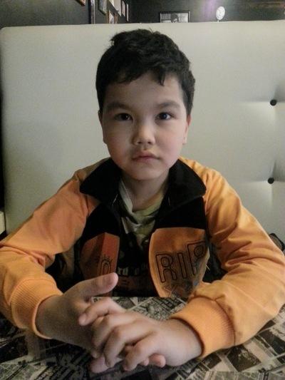 Айбар Ташболатов, 7 ноября , Барнаул, id193782067
