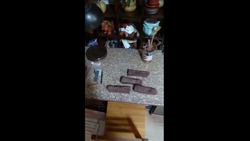 Исинские чайники Инструменты В гостях у мастера государственного уровня Фан Лао Ши
