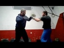 Individual training with Alexander Nosalskiy Михаил Чаркин