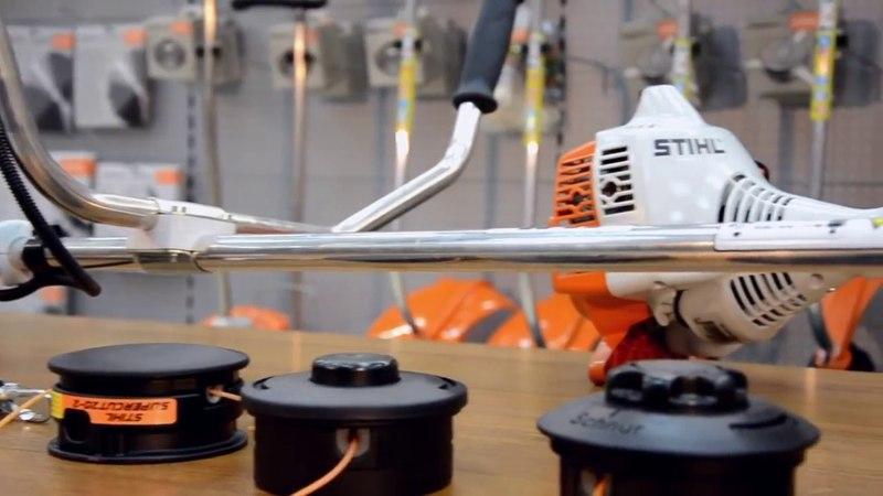 Обзор Мотокосы STIHL FS 38, STIHL FS 55