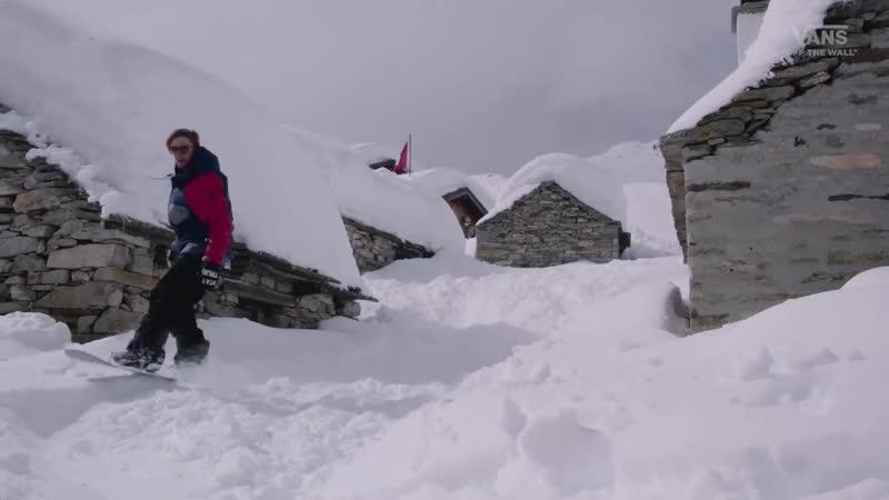 Vans Presents First Layer Switzerland- A Short Film - Snow - VANS