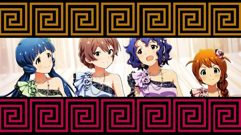[VSTi] The Idolm@ster Million Live! Theater Days   4Luxury - 花ざかりWeekend✿Расцветающий Weekend