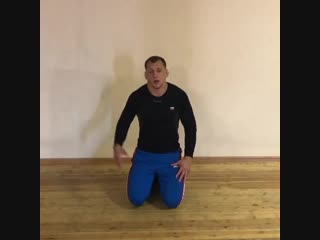 Тренировка от Вячеслава Василевского