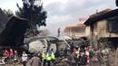 Разбился Боинг 707 под Тегераном. Iran Boeing 707 crash / Интересное в сети
